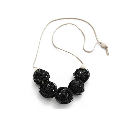 Necklace | Long Squiggle
