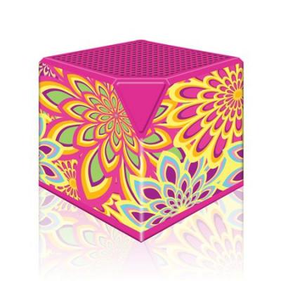 BluCube Lautsprecher | Kaleidoscope