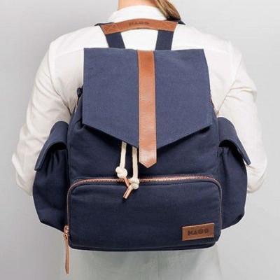 Ransel Unisex Diaperbag | Blue