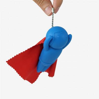 Cloth Pouch Hero | Blue