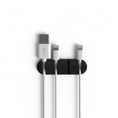 Cable Drop Multi 2-pack | Black