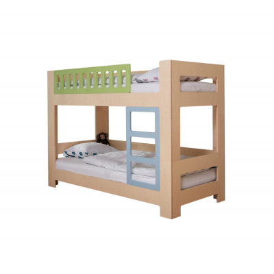 Bunkbed Lullaby | Blue & Green