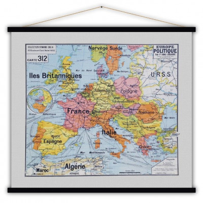 Vintage Poster | Politik Europa