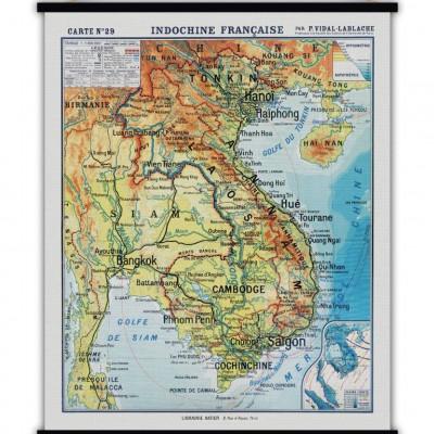 Vintage-Poster | Indochina Französisch