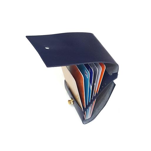 Fan Wallet |  Pacific - Blue