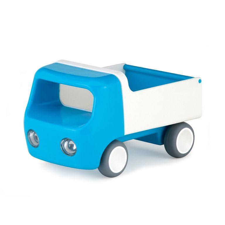 Tip Truck Blue