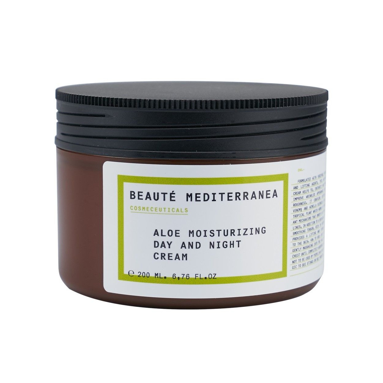 Aloe Moisturizing Day and Night Cream