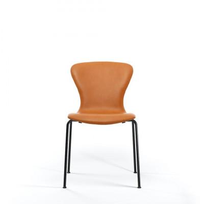 PLAY Chair Tube Hero Leather | Cognac