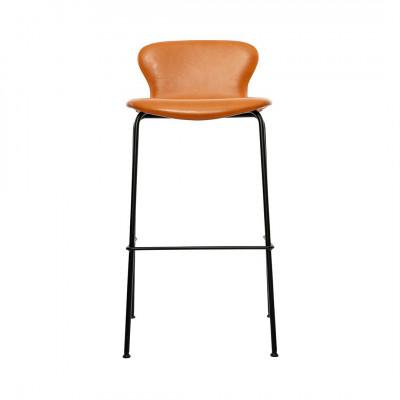 PLAY Chair Bar Hero Leather | Cognac