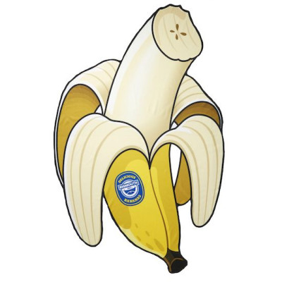 Beach Blanket   Banana