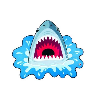 Beach Blanket   Shark