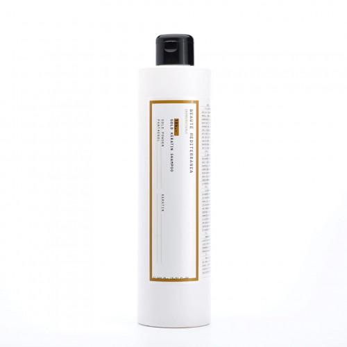 18K Gold Shampoo