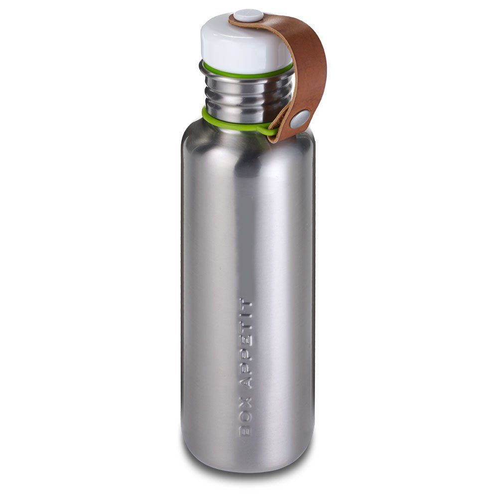 Water Bottle Large   Steel