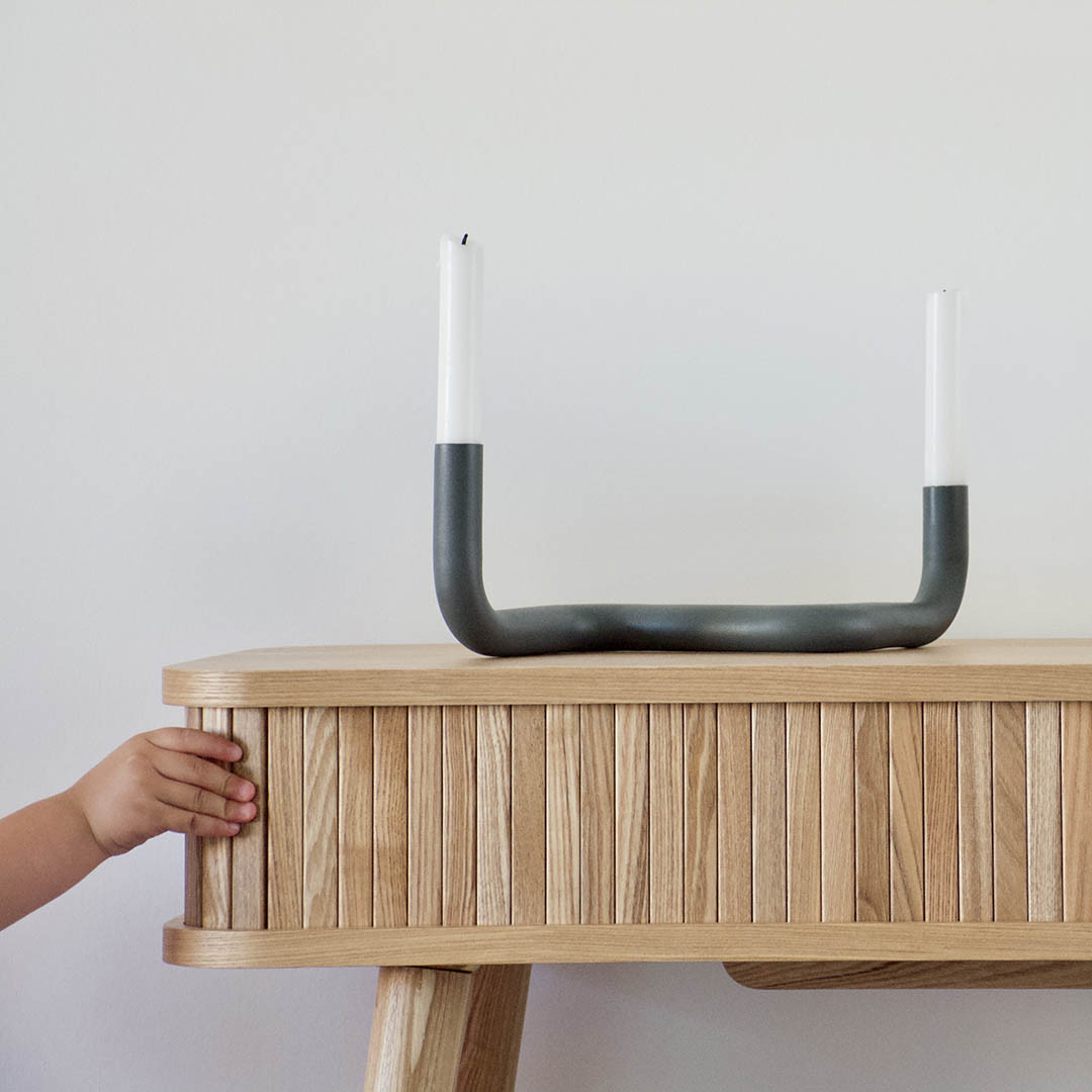 Candle Holder Bocht | Not that Green