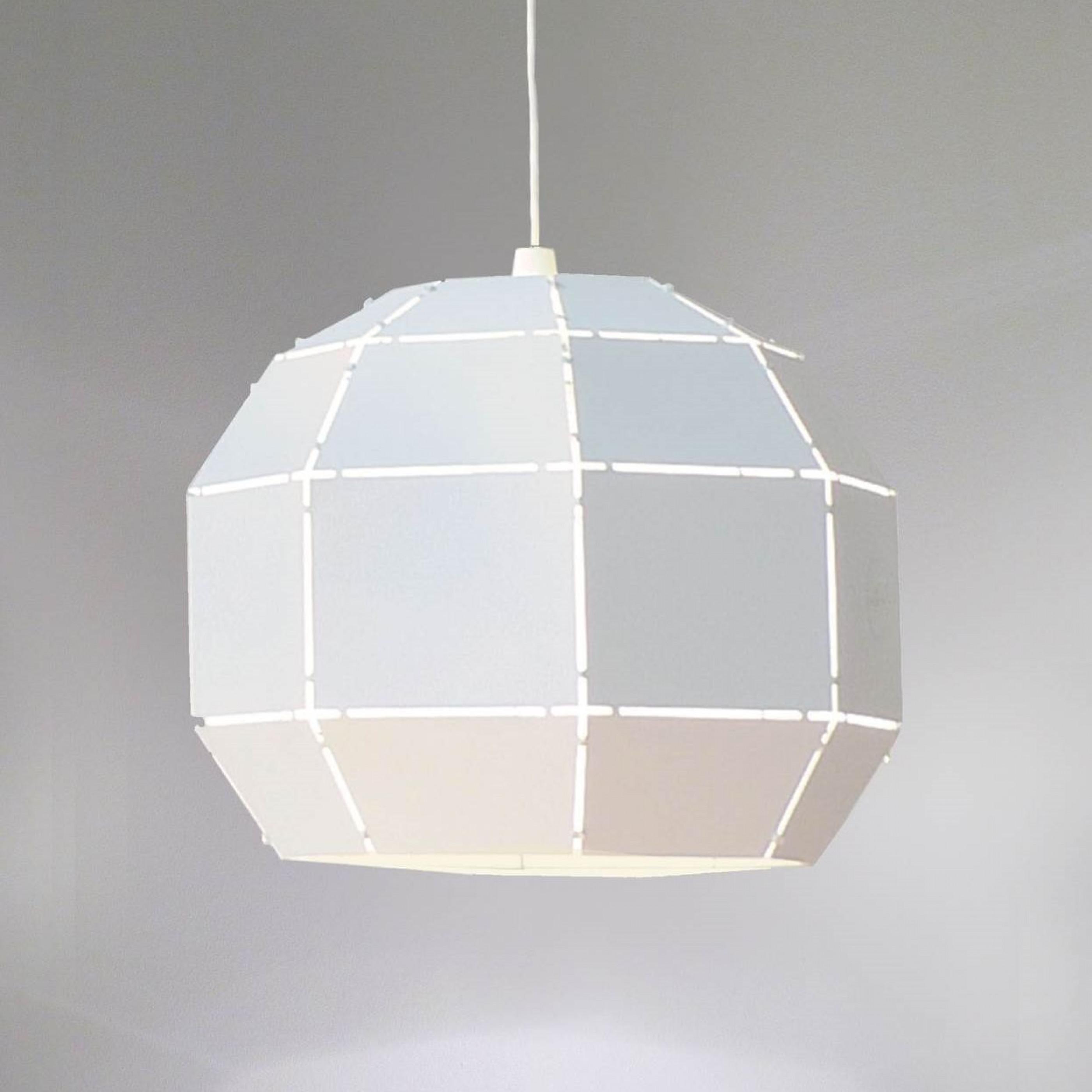 Booom! Lampe | Weiß