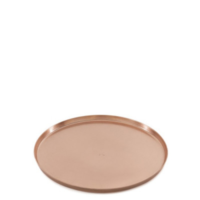 Plate for Basket | Copper