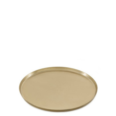 Plate for Basket | Brass