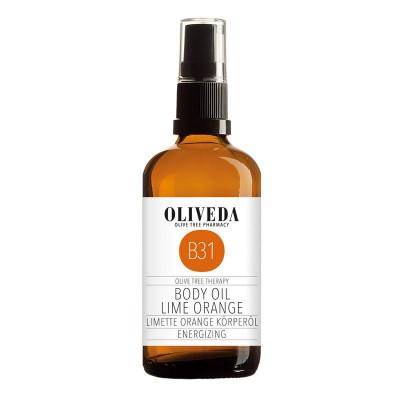 Body Oil Lime Orange Relaxing