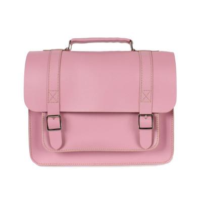 Boho Aktentasche Vintage Pink