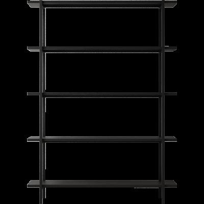 Bücherregal Large | Schwarz