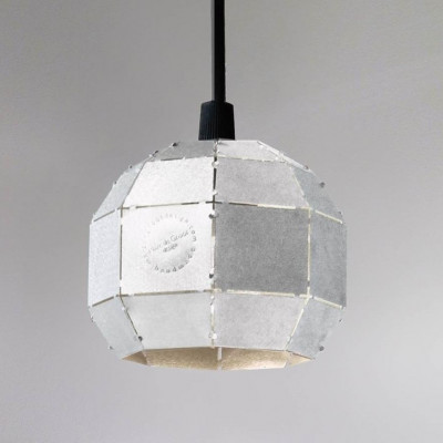 Booom! Lampe | Aluminium