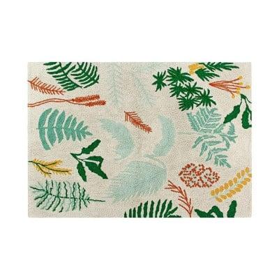 Waschbarer Teppich  | Botanic Plants
