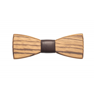 Wooden Bow Tie Corra