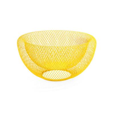Schüssel Wire Mesh   Gelb