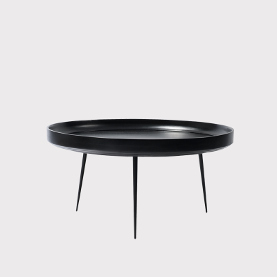 Bowl Table Extra Large | Black