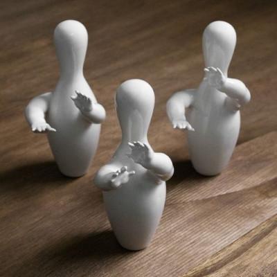 Arms & Crafts   Bowling Pins Set/3