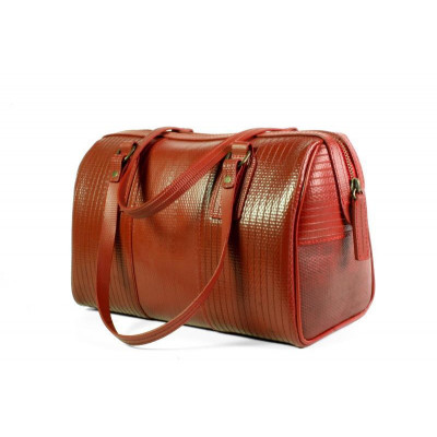 Post Bag | Red