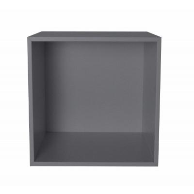 BoxMove Quadratische Box | Grau