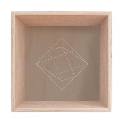 Tonton Box | Fog Grey
