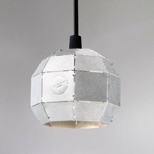 Booom! Lampe   Aluminium