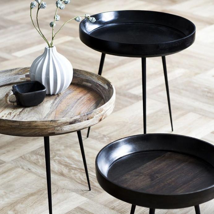 Bowl Table | Natural
