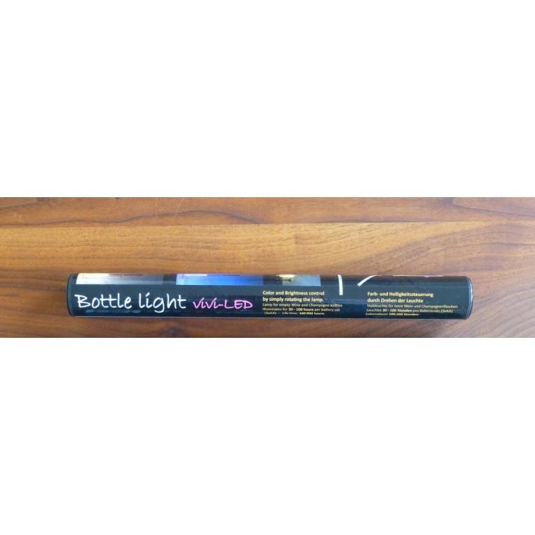 Flaschenlampe Bottlelight | Vivi-LED