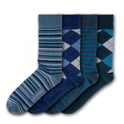 Unisex-Socken Trerice | 4 Paare