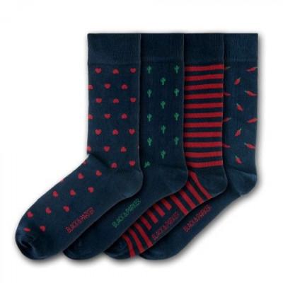 Unisex-Socken Trewithen | 4 Paare