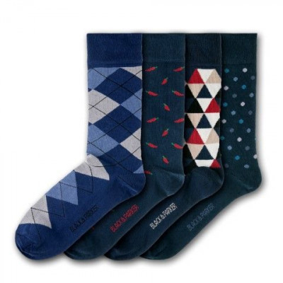 Unisex-Socken Chatsworth | 4 Paare