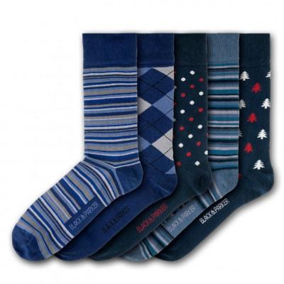Ritterhose Socken | 5 Paare