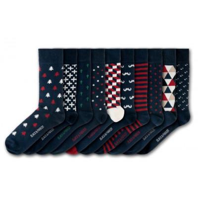 Unisex-Socken Barnsley House | 10 Paare