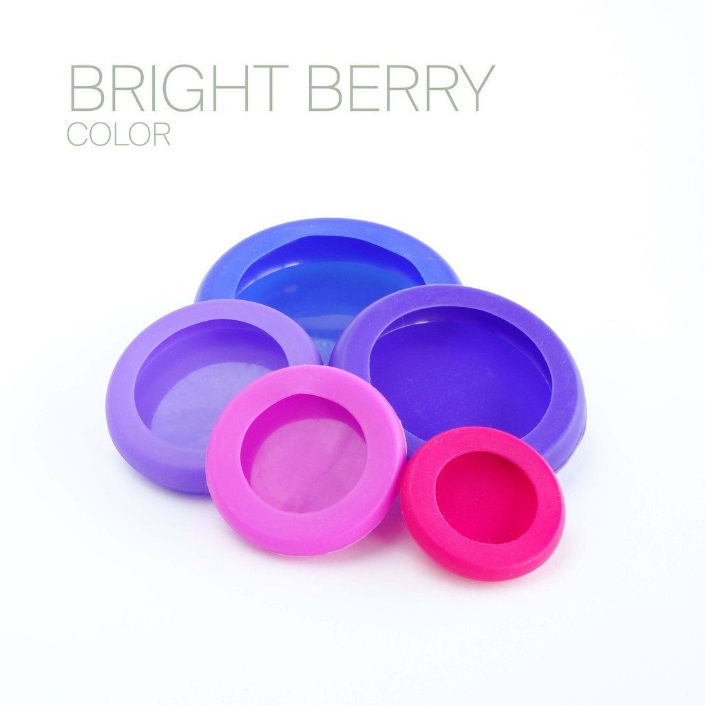 Food Huggers Bright Berry   5er-Set