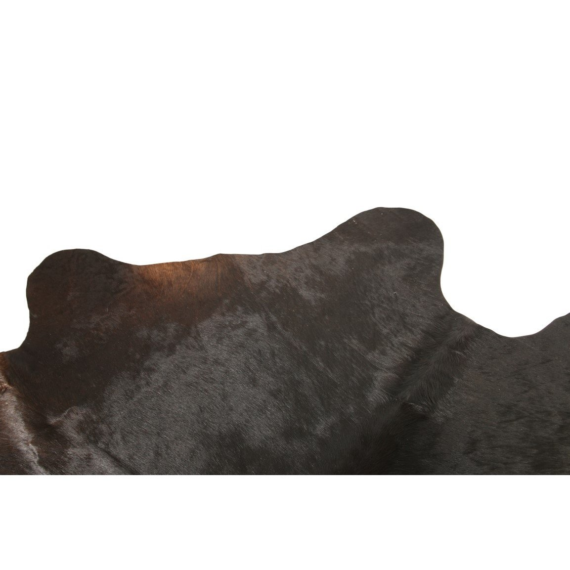 Kuhfell Einfarbig | Braun