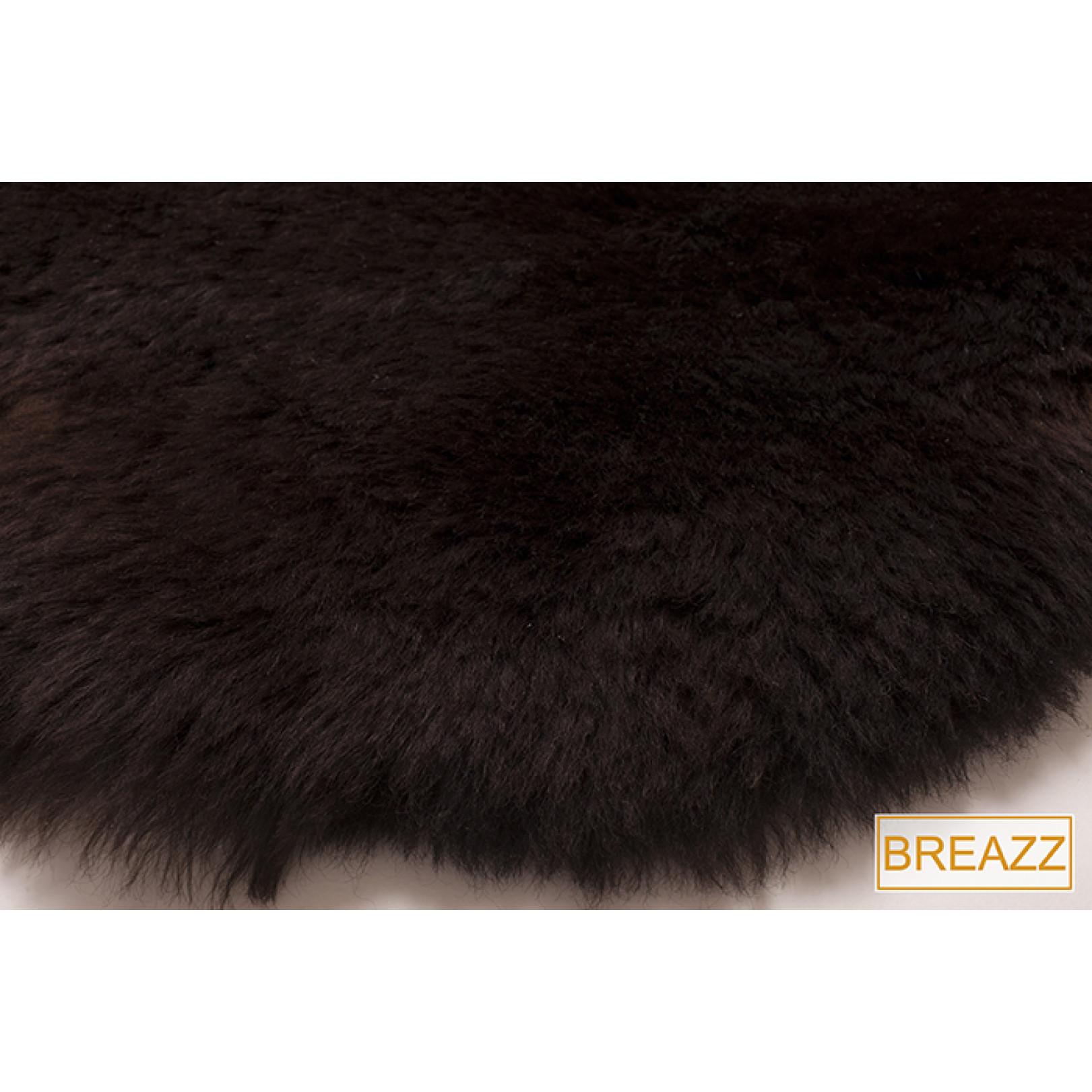 Niederländischer Schaf-Teppich | Braun