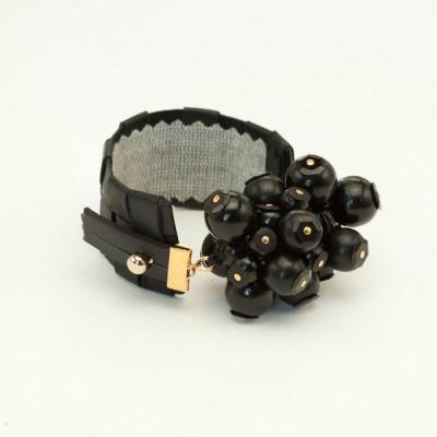 Bastogne Bracelet Black