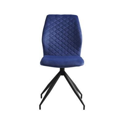 Stuhl Coupole | Blau