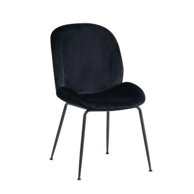 Stuhl Ladybug | Schwarz