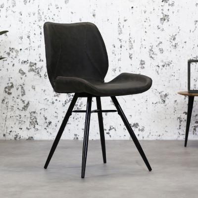 Stuhl Lurenz | Anthrazit