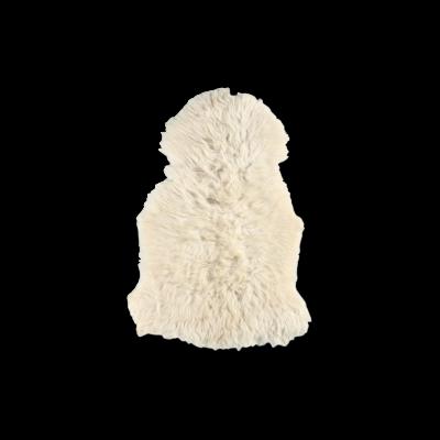 Schaf-Teppich Wild Long Hair | Weiß