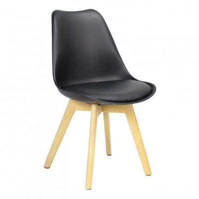 Stuhl Zurich | Schwarz